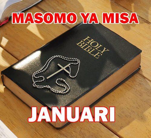 masomo ya misa